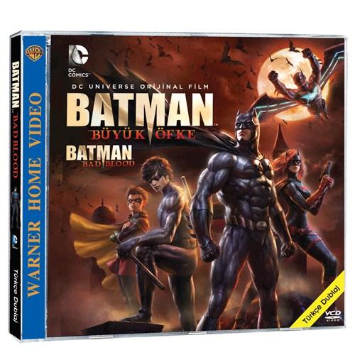 Batman Bad Blood (Mfv) (Büyük Öfke) (Vcd)