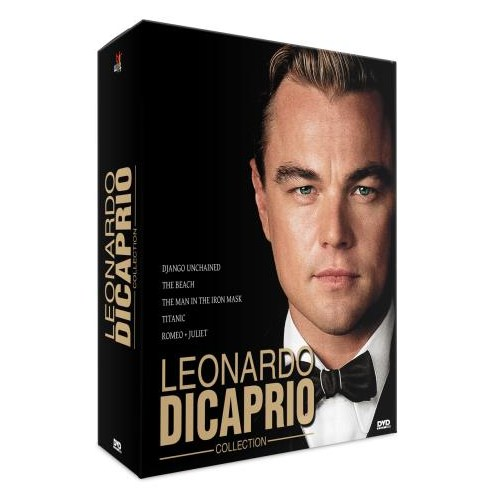 Leonardo Di Caprio Box Set (DVD)