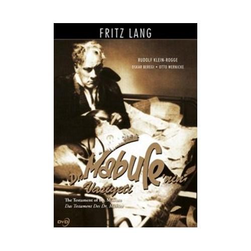 Das Testament des Dr. Mabuse (Dr. Mabuse'nin Vasiyeti)