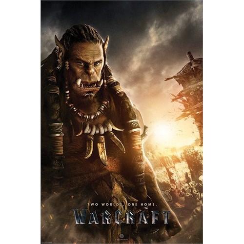 Pyramid International Maxi Poster - Warcraft Durotan