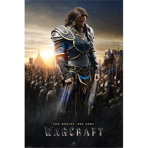 Pyramid International Maxi Poster - Warcraft Lothar
