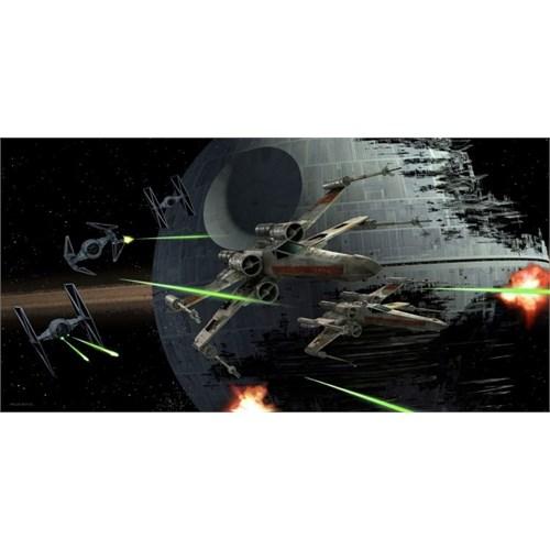 Sd Toys Star Wars Tie Fighter Vs X-Wing Sertleştirilmiş Cam Poster