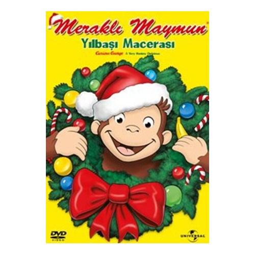 Curious George: A Very monkey Christmas (Meraklı Maymun Yılbaşı Macerası)