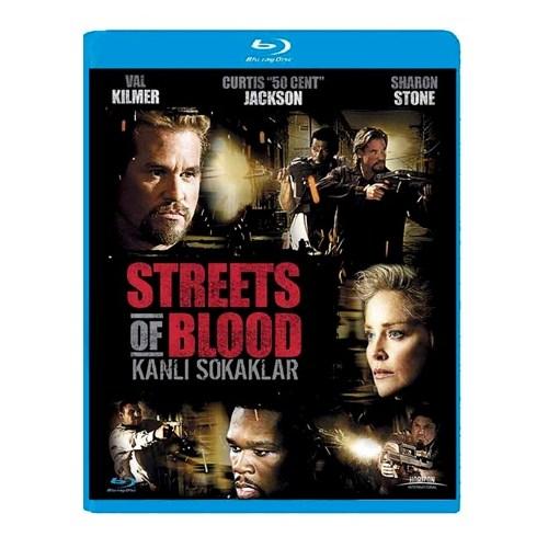 Street Of Blood (Kanlı Sokaklar) (Blu-Ray Disc)
