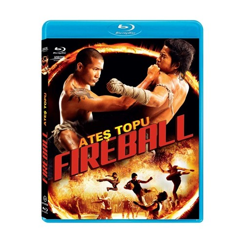 Fireball (Ateştopu) (Blu-Ray Disc)