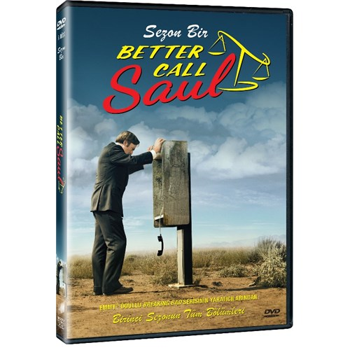 Better Call Saul Sezon 1 (DVD)