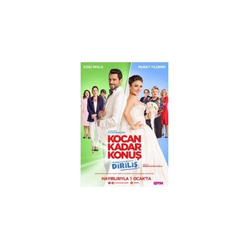 Kocan Kadar Konuş Diriliş (DVD)