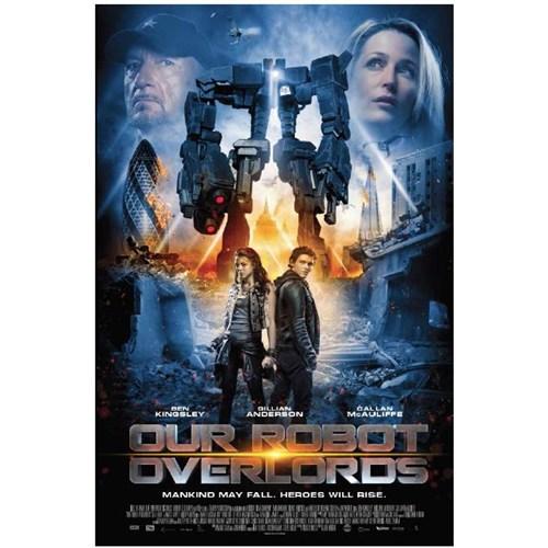 Robot Overlords (Robot Hükümdarlığı) (DVD)