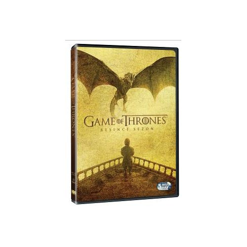 Game Of Thrones Sezon 5 (DVD)