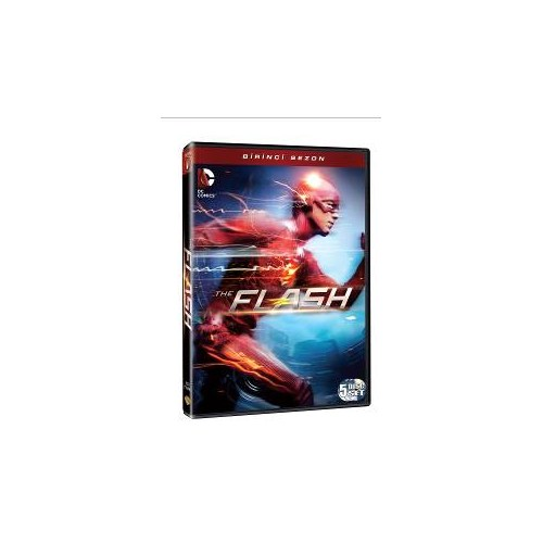 Flash Sezon 1 (DVD)