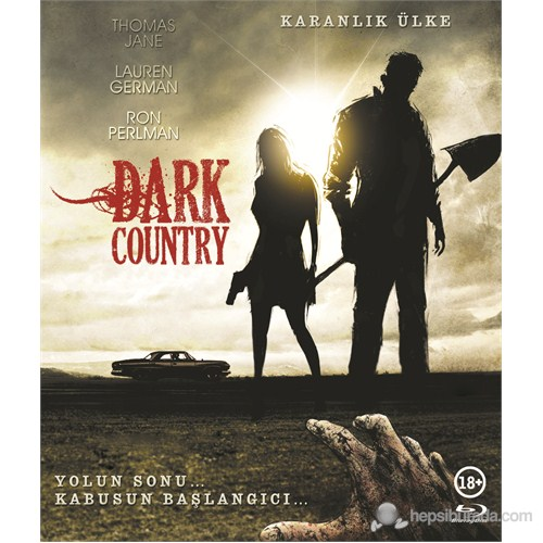 Dark Country (3D Blu-Ray Disc)