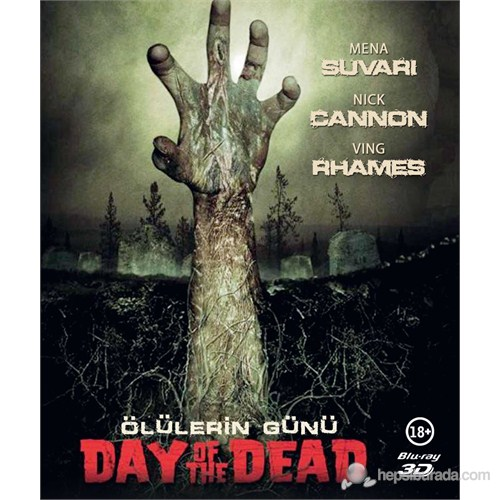 Day Of The Dead (3D Blu-Ray Disc)