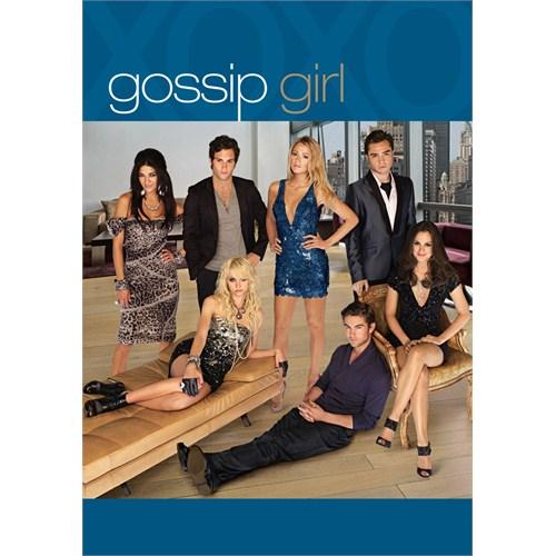 Gossip Girl Season 3 (Gossip Girl Sezon 3) (4 Disc - 18 Bölüm)