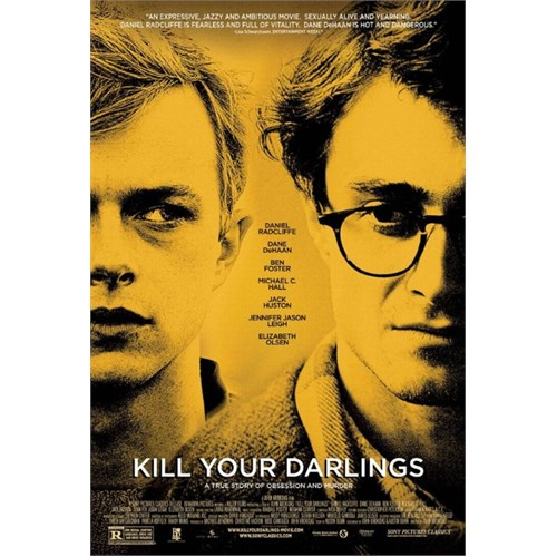 Kill Your Darlings (Sevdiklerini Öldür) (DVD)