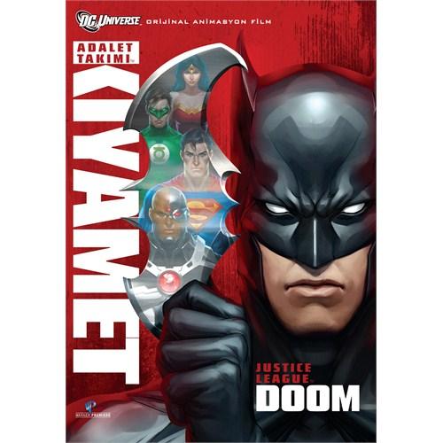 Justice Leaugue: Doom (Adalet Takımı: Kıyamet)