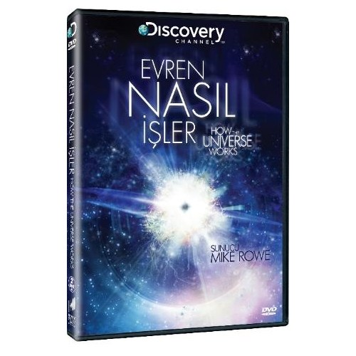 How The Universe Works Season 1 (Evren Nasıl İşler Sezon 1) (DVD)