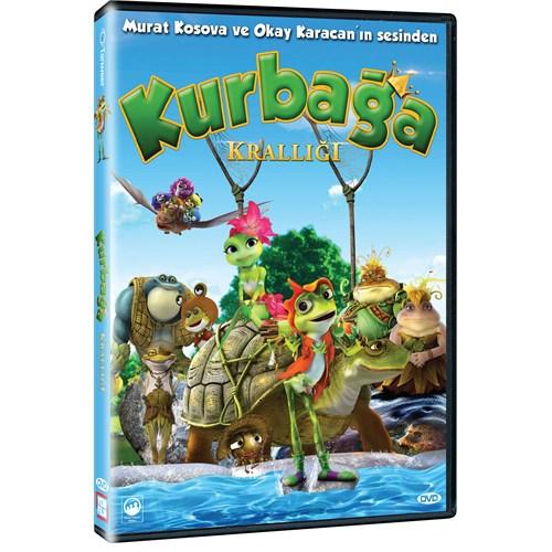 Frog Kingdom (Kurbağa Krallığı) (DVD)