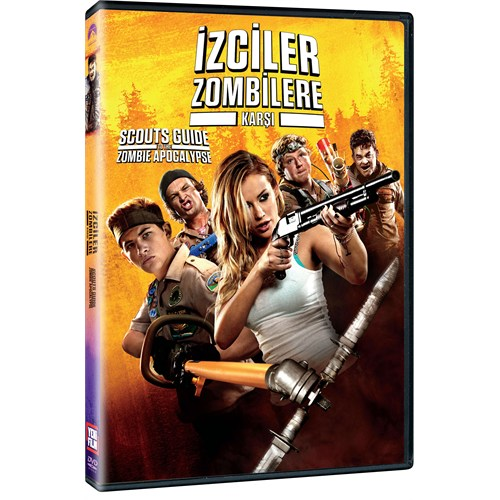 Scout's Guide To The Zombie Apocalypse (İzciler Zombilere Karşı) (DVD)