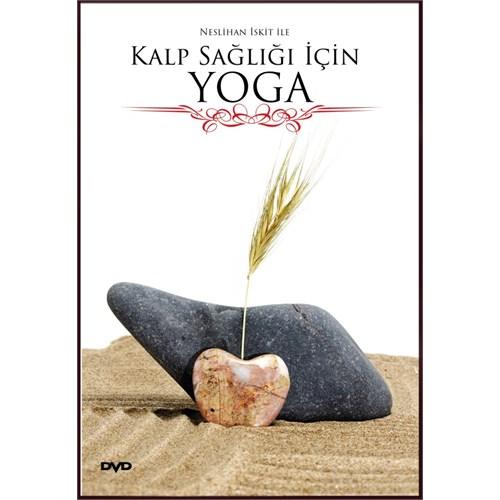 """Neslihan İskit İle """"Kalp Sağlığı İçin"""" Yoga (DVD)"""