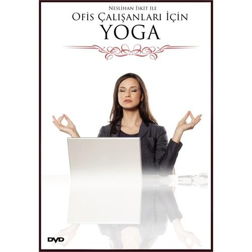 """Neslihan İskit İle """"Ofis Çalışanları İçin"""" Yoga (DVD)"""