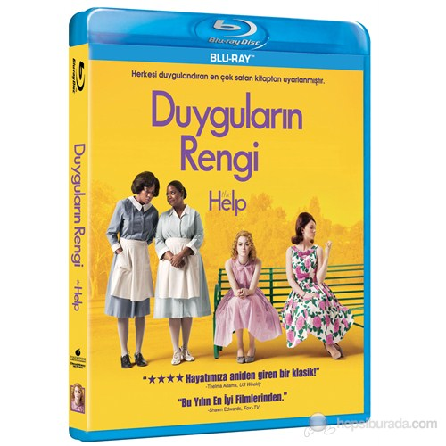 The Help (Duyguların Rengi) (Blu-Ray Disc)