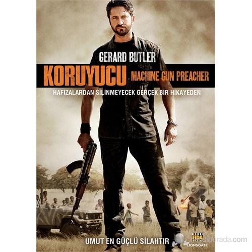 Koruyucu - Machıne Gun Preacher (DVD)