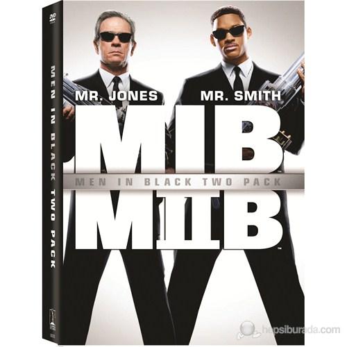 Siyah Giyen Adamlar Box Set (DVD)
