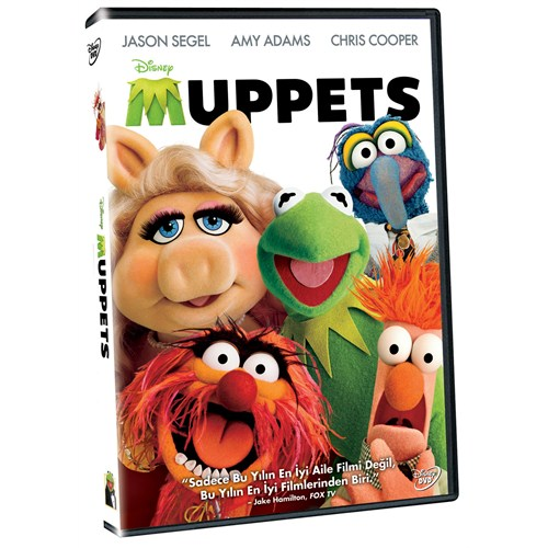 The Muppets - Muppets (DVD)