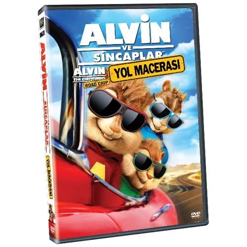 Alvin And The Chipmunks: Road Chip (Alvin Ve Sincaplar: Yol Macerası) (VCD)