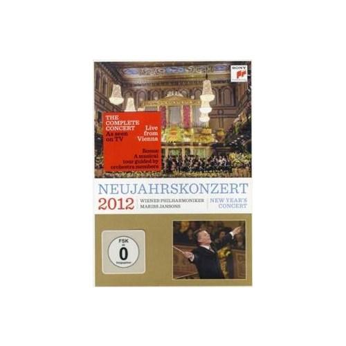 Neujahrskonzert 2012 - New Year's Concert 2012 (DVD)