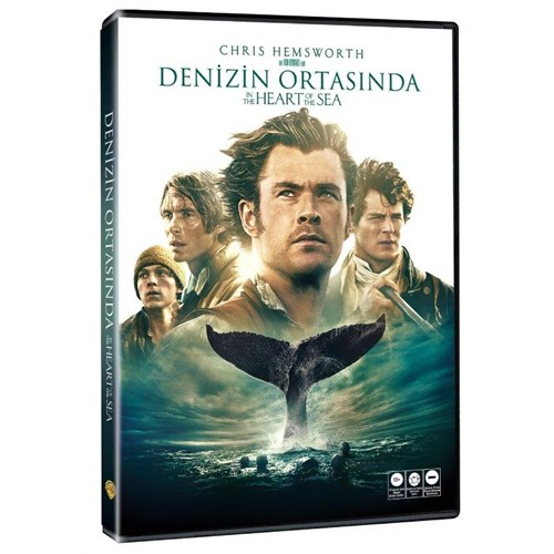 In The Heart Of The Sea (Denizin Kalbinde) (DVD)
