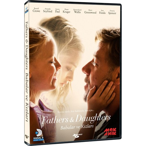 Fathers & Daughters (Babalar Ve Kızları) (DVD)