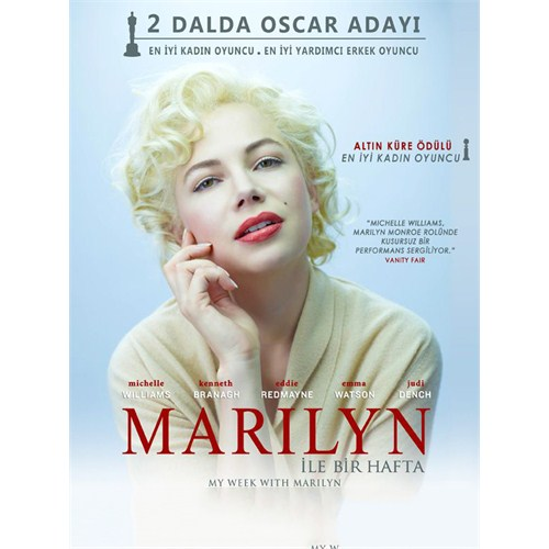 My Week With Marilyn (Marilyn İle Bir Hafta)