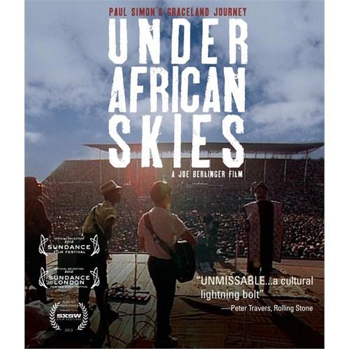 Paul Simon - Under African Skies (Blu-Ray Disc)