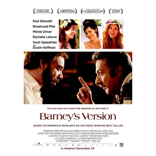 Barney's Version (Benim Hikayem) (DVD)