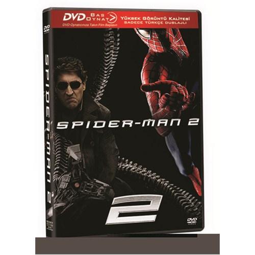 Spiderman 2 (Örümcek Adam 2) (Bas Oynat DVD)