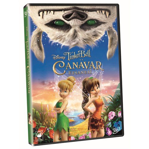 Tinkerbell And The Legend Of The Neverbeast (Tinkerbell Ve Canavar Efsanesi) (DVD)