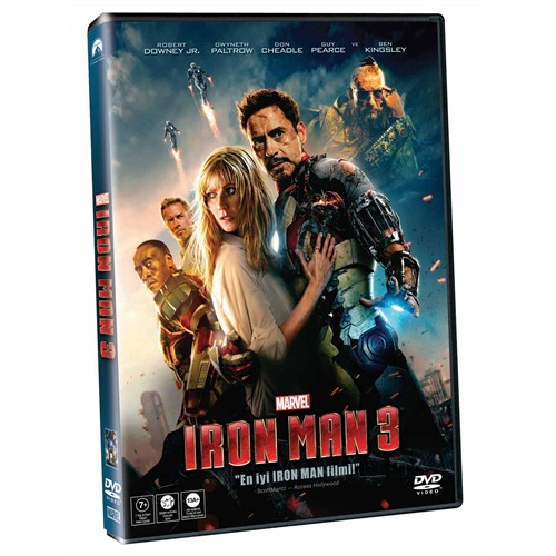 Iron Man 3 (Iron Man 3) (DVD)