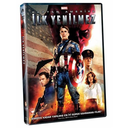 Captain America: The First Avengers (Kaptan Amerıka: İlk Yenilmez) (DVD)