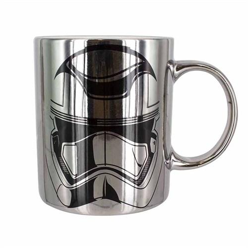 Episode Vii Captain Phasma Chrome Plated Mug