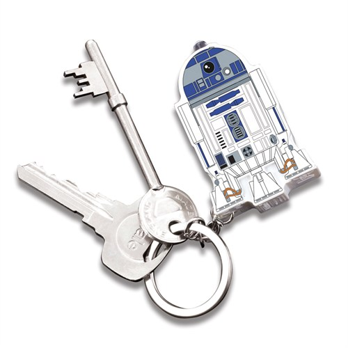 Star Wars R2-D2 Torch With Sound