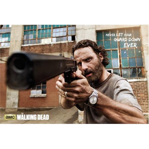 The Walking Dead Rick Gun