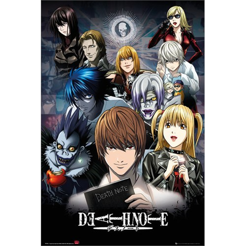 Deathnote Collage