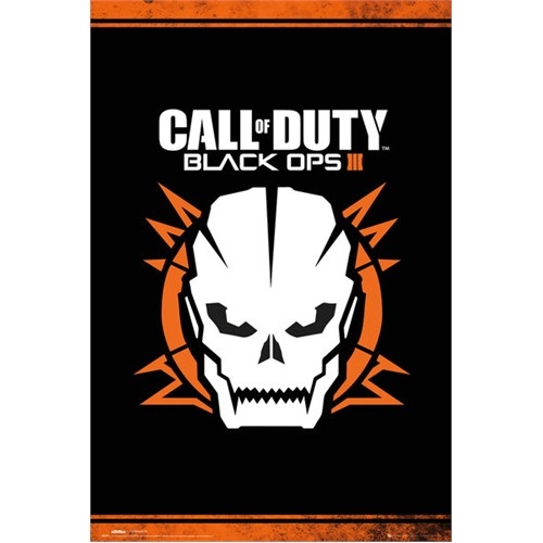 Call Of Duty Balck Ops 3 Skull