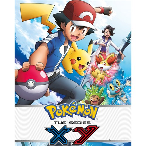 Pokemon Series X Y