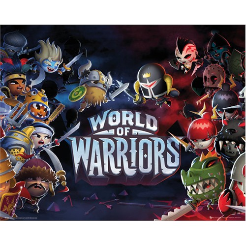 World Of Warriour