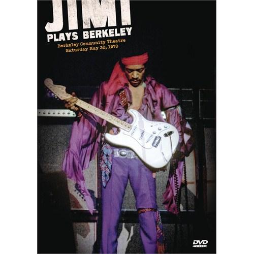 Jimi Hendrix - Jimi Plays Berkeley (DVD)