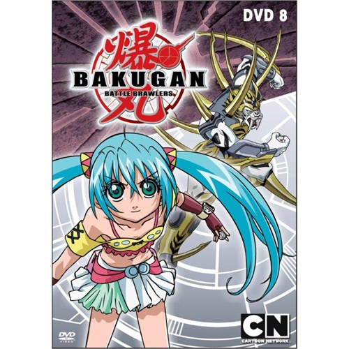 Bakugan Vol 12 +13