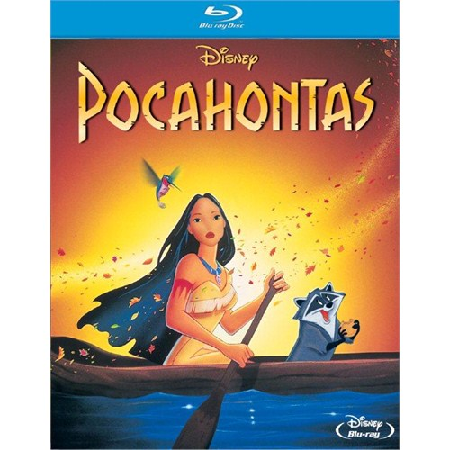 Pocahontas (Blu-Ray Disc)