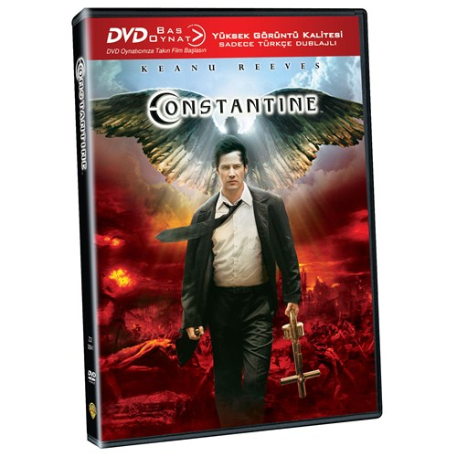 Constantine (Constantine) (Bas Oynat DVD)